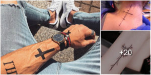 30 Ideas de Tatuajes con Cruces