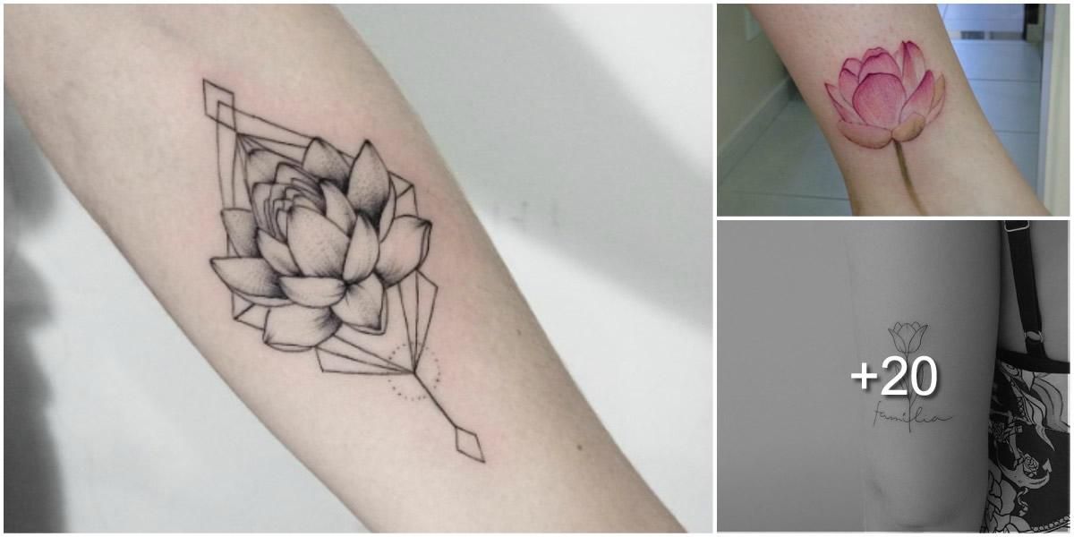 Tatuajes Florales para Mujeres