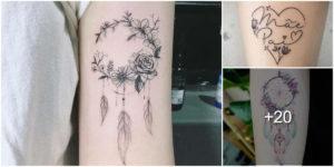 Fotos de Tatuajes con Nombres y Flechas