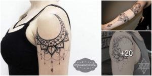 Tatuajes que parecen accesorios