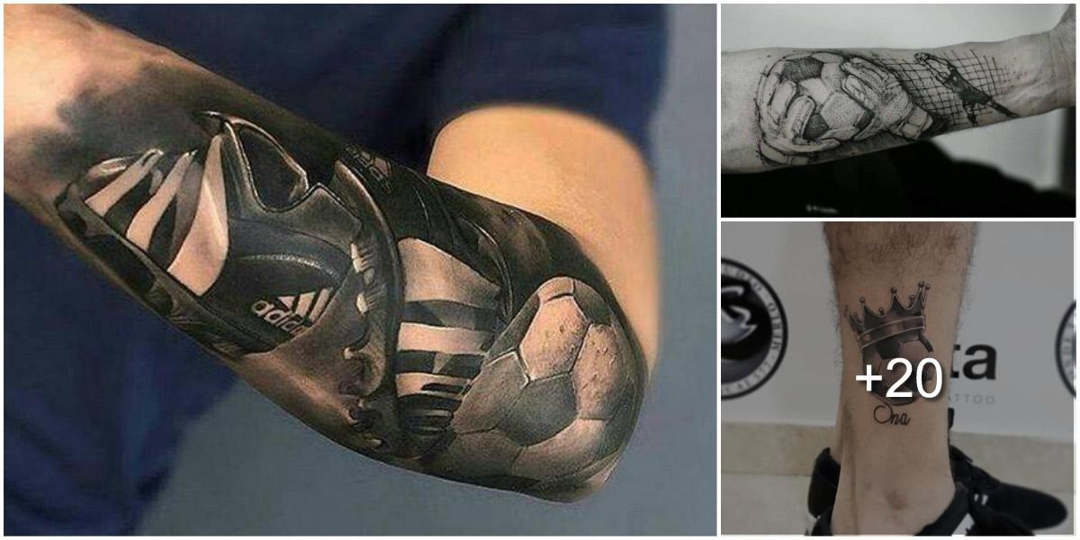 Tatuajes Inspirados en el Soccer
