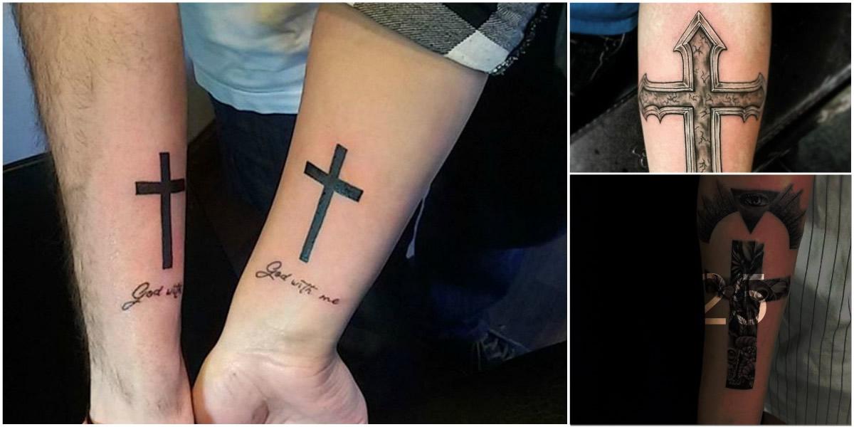 Portada Cruz Los 7 tatuajes que dan mala suerte y que jamás deberías tatuarte