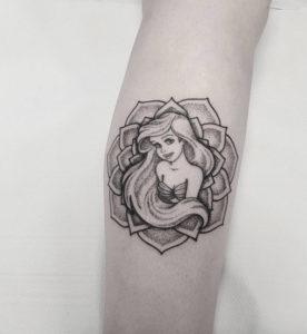 10 de lugares más dolorosos para un tatuaje