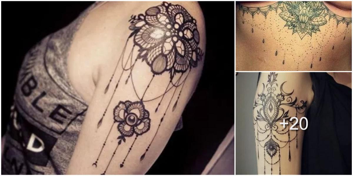 Tatuajes que parecen Joyas