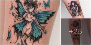 Tatuajes de Rob Carvalho Art