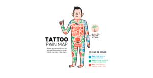 Los 10 lugares más dolorosos para ponerte un tatuaje