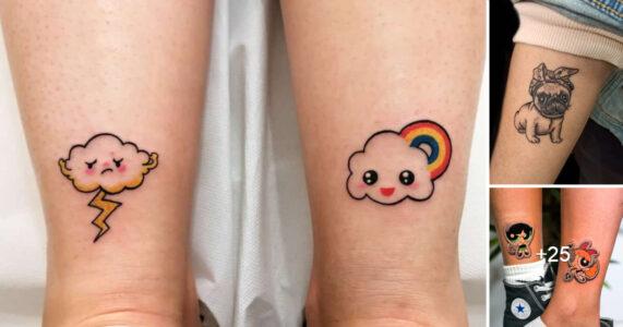 Lee más sobre el artículo Las 32 mejores ideas lindas de tatuajes pequeños