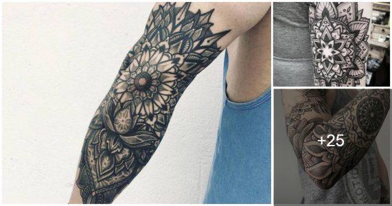 Ideas de tatuajes perfectos para resaltar tus codos