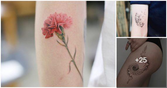 Tatuajes Muy Femeninos