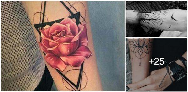 Tatuajes: Antebrazo Mujeres
