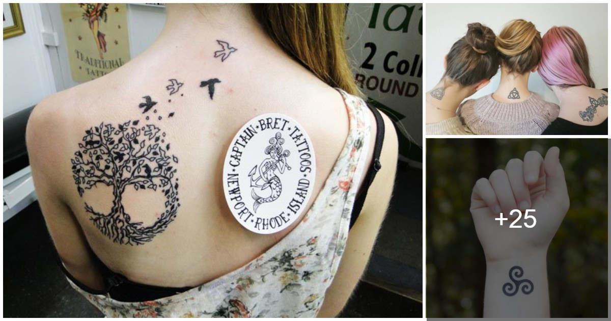 Tatuajes inspirados en símbolos celtas