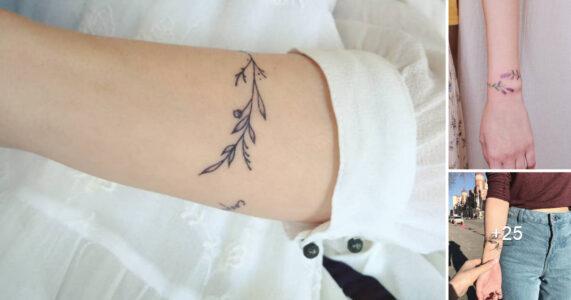 Lee más sobre el artículo Los Tatuajes de Pulseras: El nuevo accesorio Favorito de Muchas