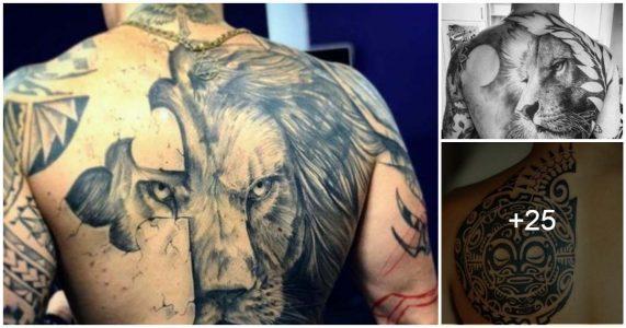 Los Tatuajes mas rudos para hombres