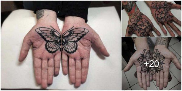 Diseños de Tatuajes en la mano para hombres