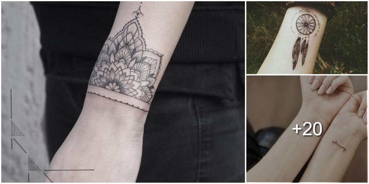 Espectaculares Tatuajes en la muñeca