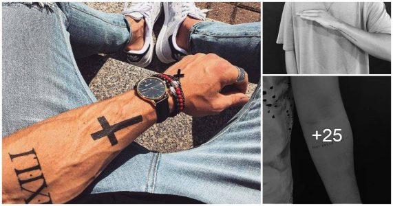 Pequeños Tatuajes para Hombres